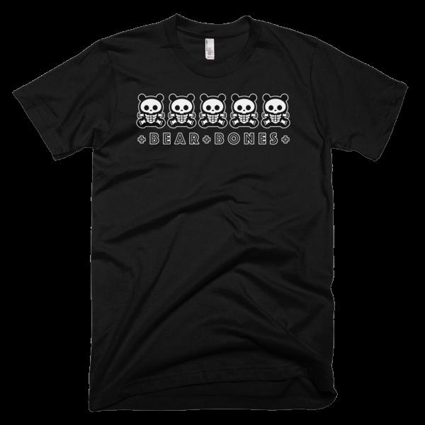 BB American Apparel Slim Fit – Bear Bones #3