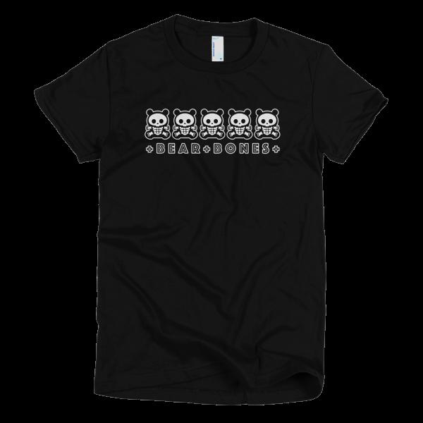 BB American Apparel Ladies Fit – Bear Bones #3