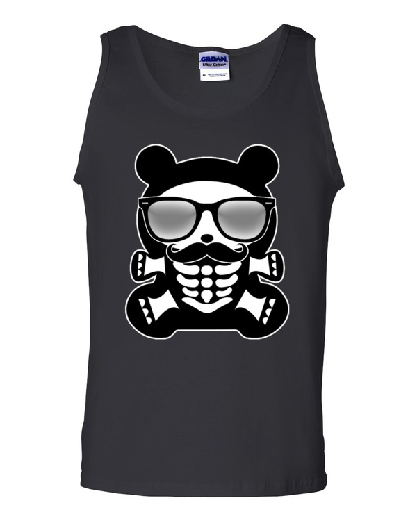 HB HIP BEAR – Unisex Classic Fit Tank
