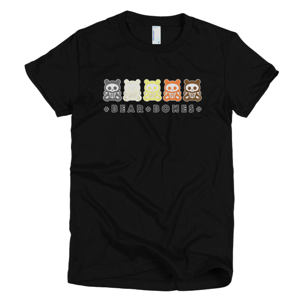 BB American Apparel Ladies Fit – Bear Bones #4