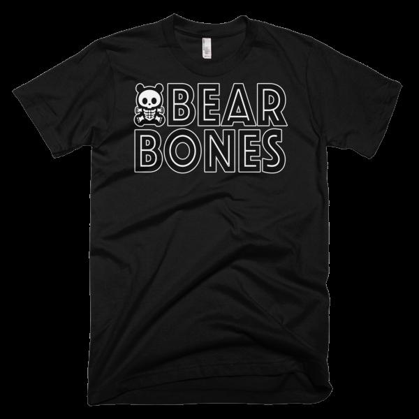 BB American Apparel Slim Fit – Bear Bones #5