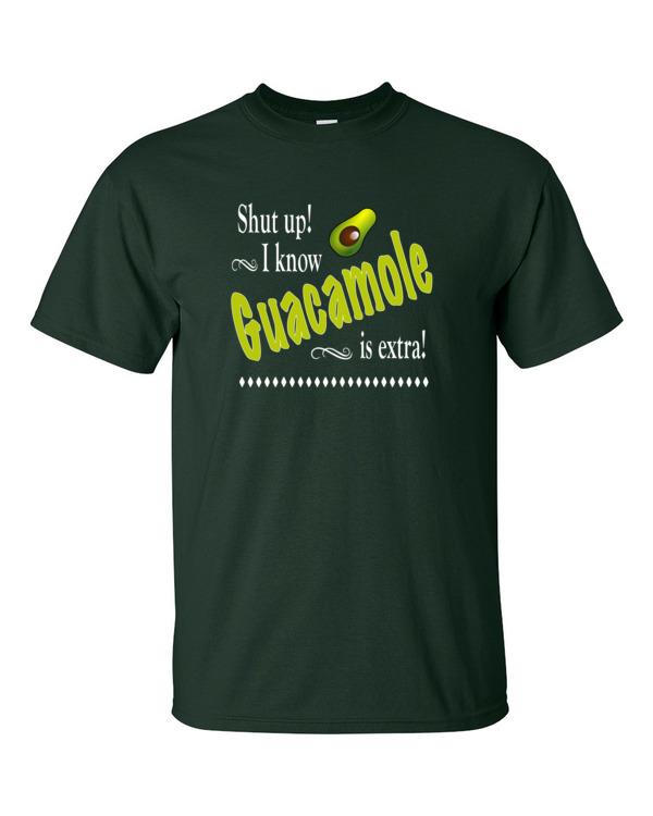 FB GUACAMOLE – Unisex Classic Fit Tee