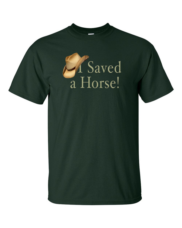 RB SAVE A HORSE – Unisex Classic Fit Tee