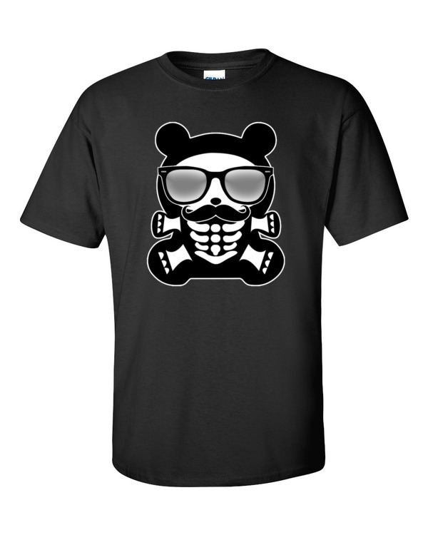 HB HIP BEAR – Unisex Classic Fit Tee