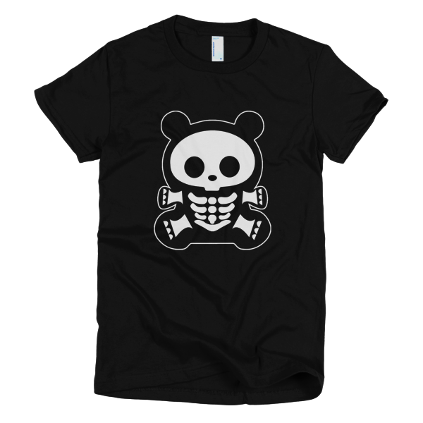 BB American Apparel Ladies Fit – Bear Bones #2