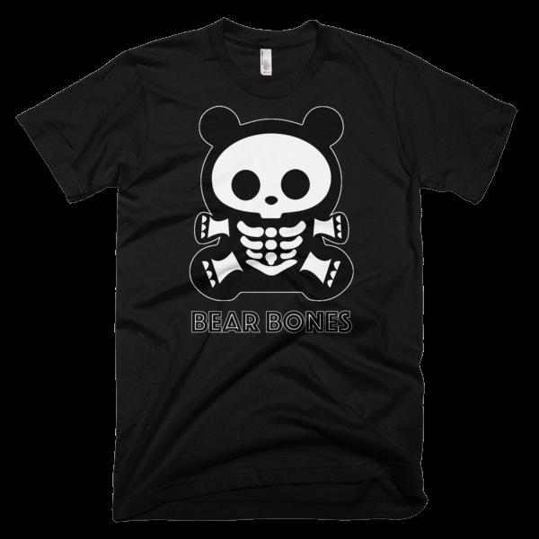 BB American Apparel Slim Fit – Bear Bones #1