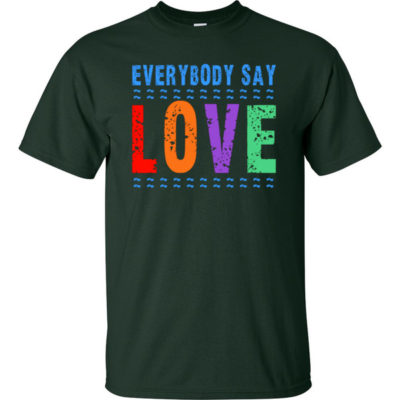WB SAY LOVE – Unisex Classic  Fit Tee