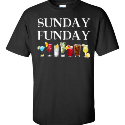 TB SUNDAY FUNDAY – Unisex Classic Fit Tee
