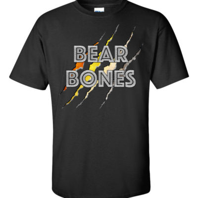 RB BEAR CLAW – Unisex Classic Fit Tee