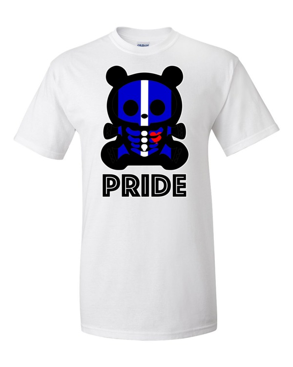 RB LEATHER PRIDE – Unisex Classic Fit Tee