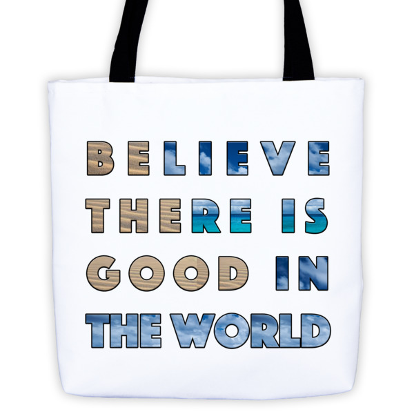 WB – Tote – Be The Good