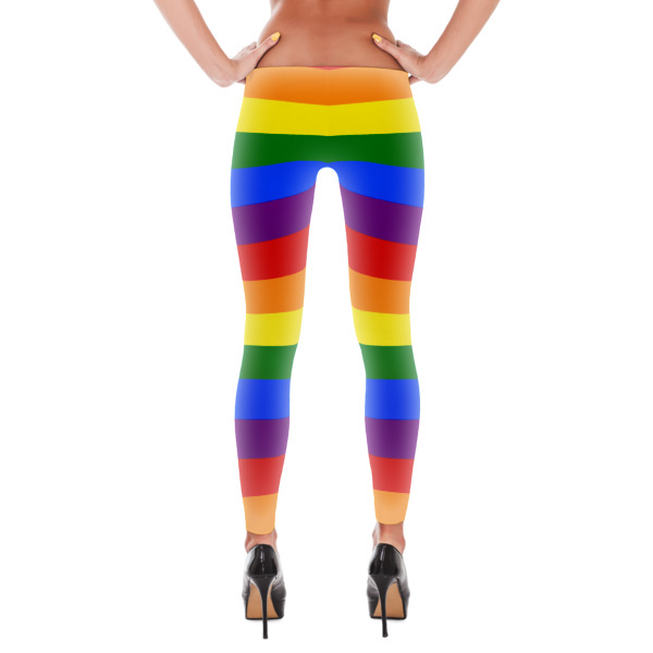 RB – Leggings – Pride Flag