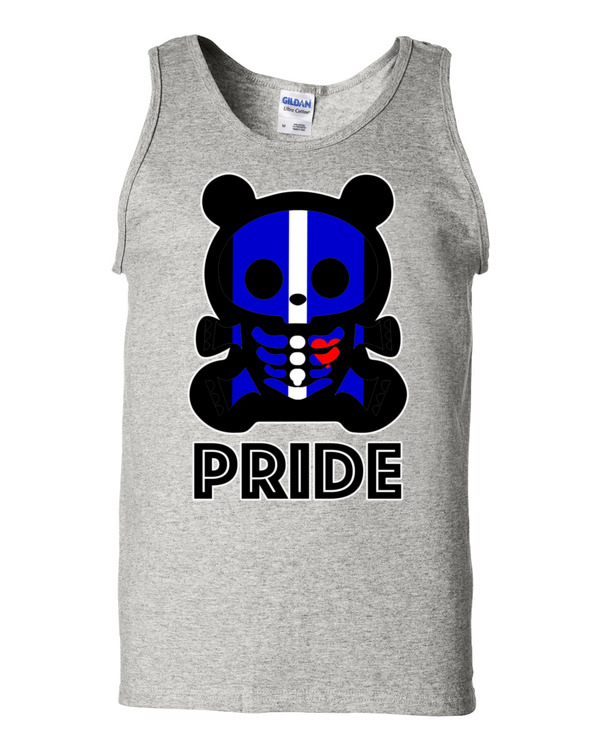 RB LEATHER PRIDE – Unisex Classic Fit Tank
