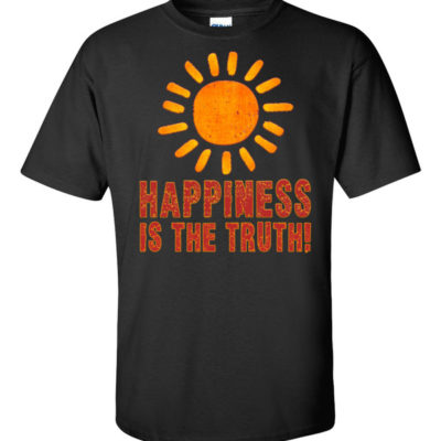 WB HAPPINESS – Unisex Classic Fit Tee
