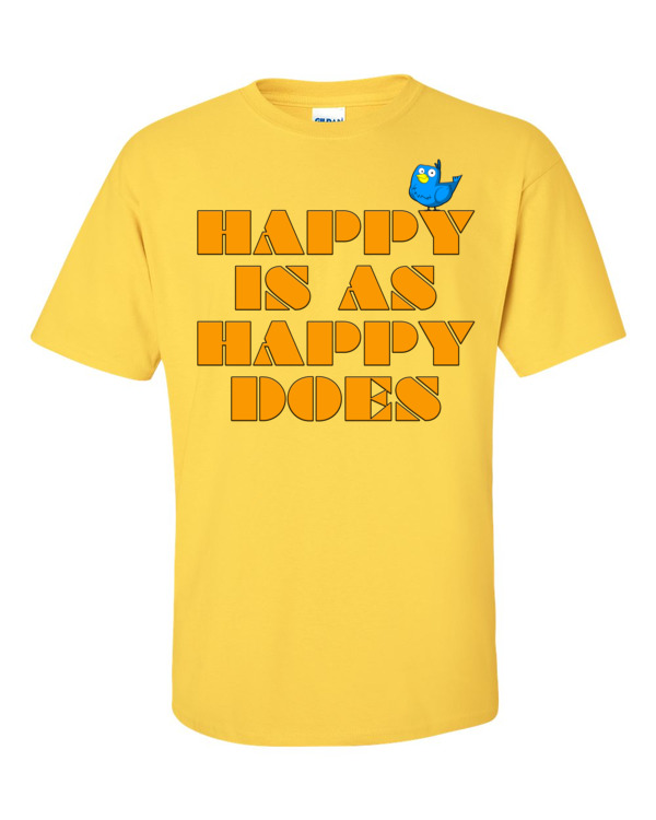 WB HAPPY IS – Unisex Classic Fit Tee