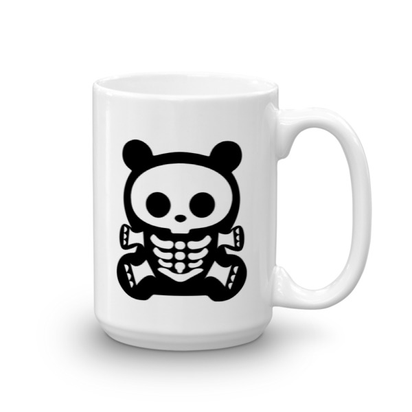 BB – 15 oz Mug – Bear Bones Bear