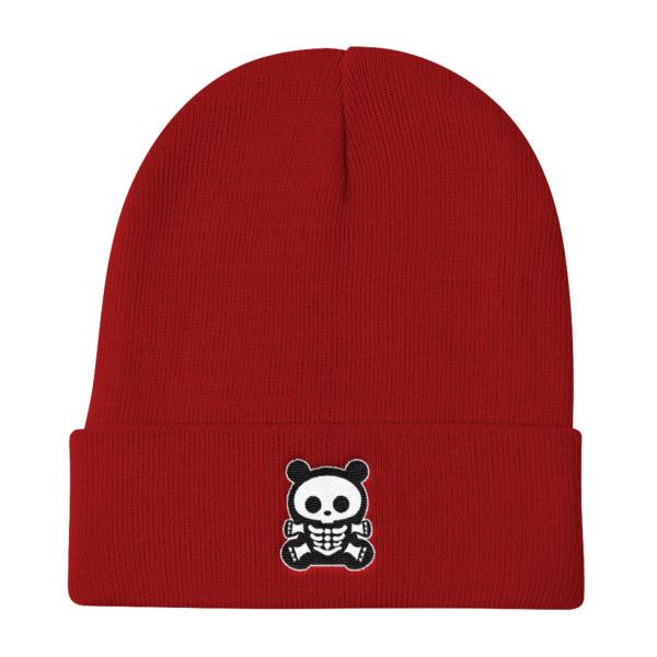 BB – Knit Beanie 12″ – Bear Bones Bear