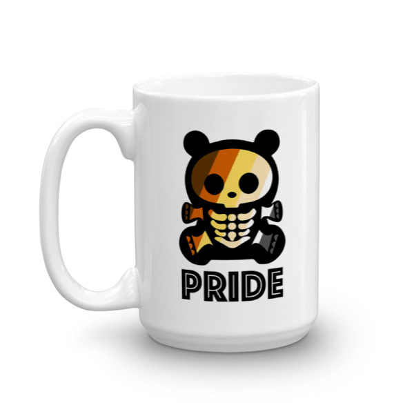 RB – 15 oz Mug – Bear Pride