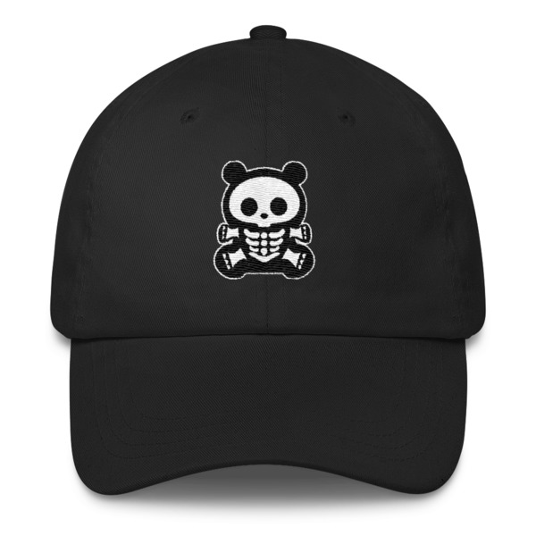 BB – Low Profile Cap – Bear Bones Bear