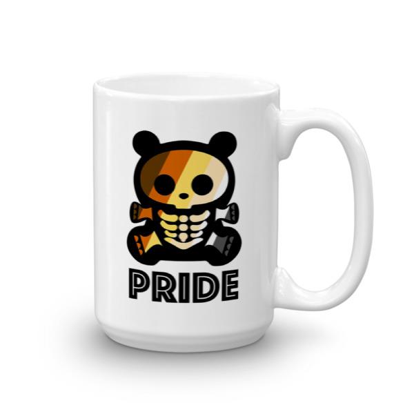RB – 15 oz Mug – Bear Pride