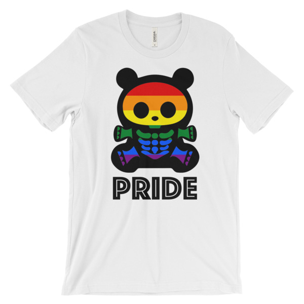 RB GAY PRIDE – Unisex Fitted Tee