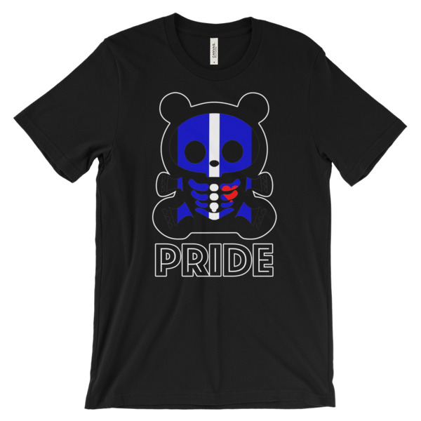 RB LEATHER PRIDE – Unisex Fitted Tee