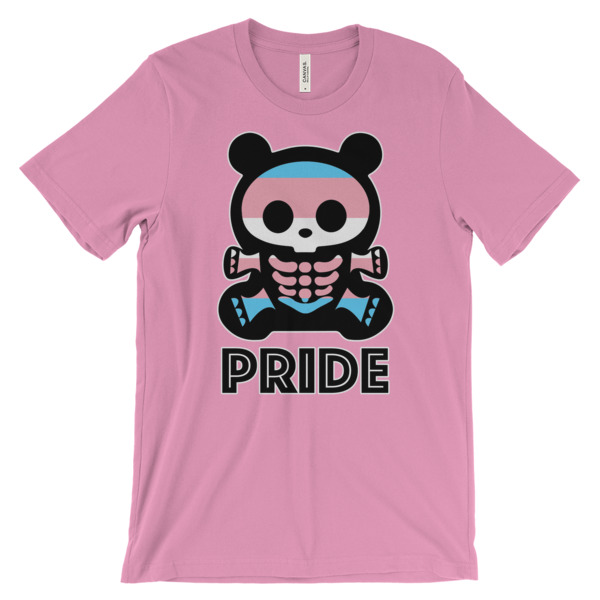 RB TRANS PRIDE – Unisex Fitted Tee