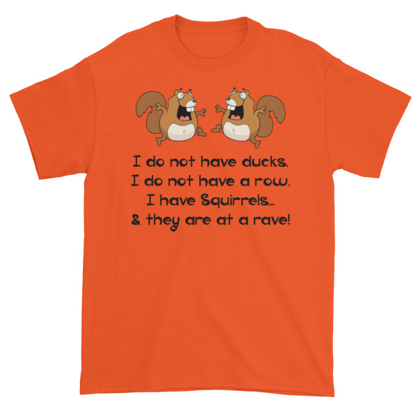 FB SQUIRRELS – Unisex Classic Fit Tee
