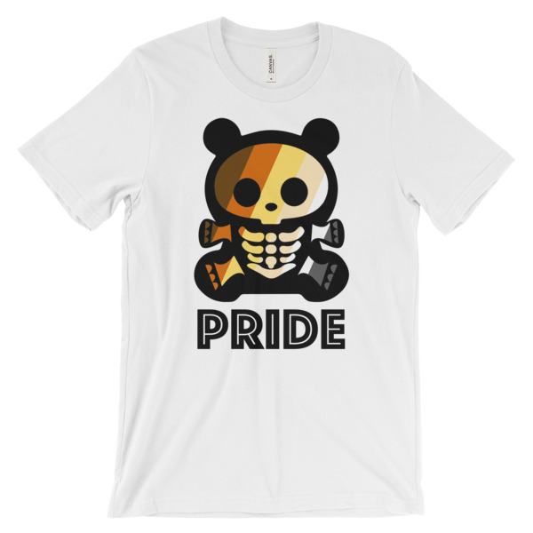 RB BEAR PRIDE – Unisex Fitted Tee