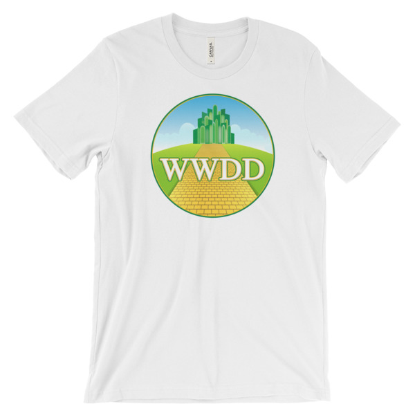 RB WWDD – Unisex Fitted Tee