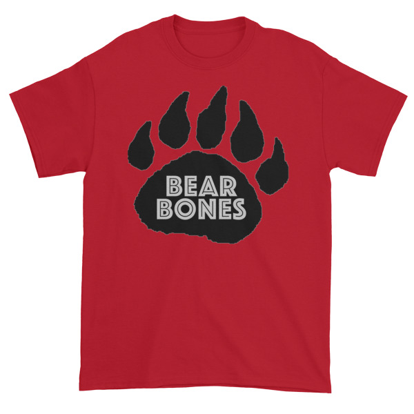RB BEAR PAW – Unisex Classic Fit Tee