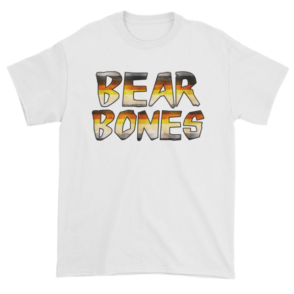 RB BEAR BONES JAGGED – Unisex Classic Fit Tee