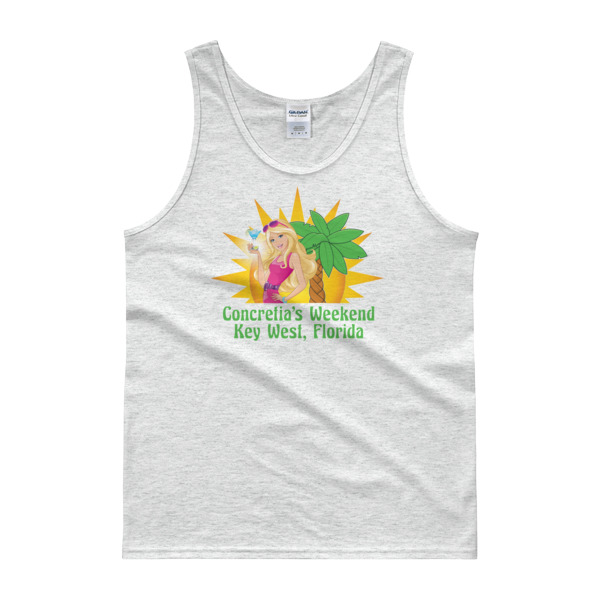 CU CONCRETIA'S WEEKEND – Unisex Classic Tank Top