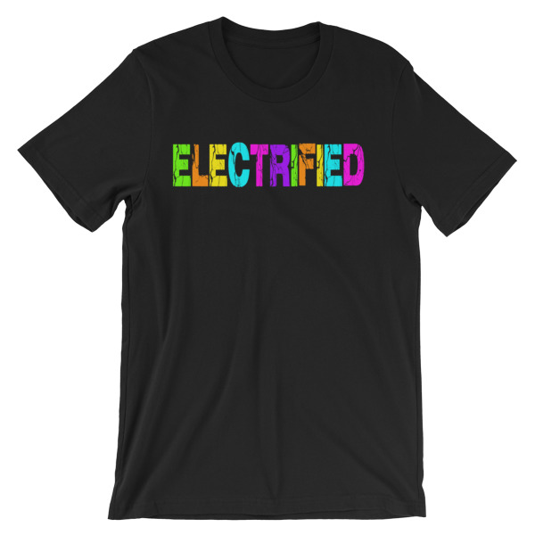 RB ELECTRIFIED – Unisex Fitted Tee