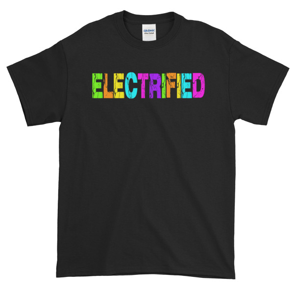 RB ELECTRIFIED – Unisex Classic Fit Tee