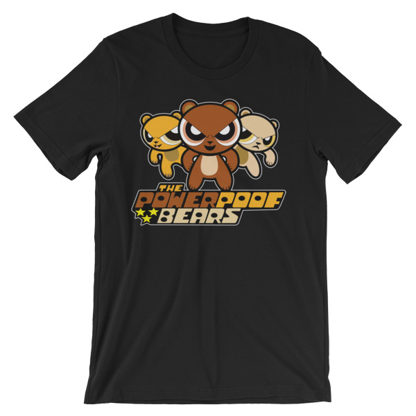 RB POWERPUFF – Unisex Fitted Tee