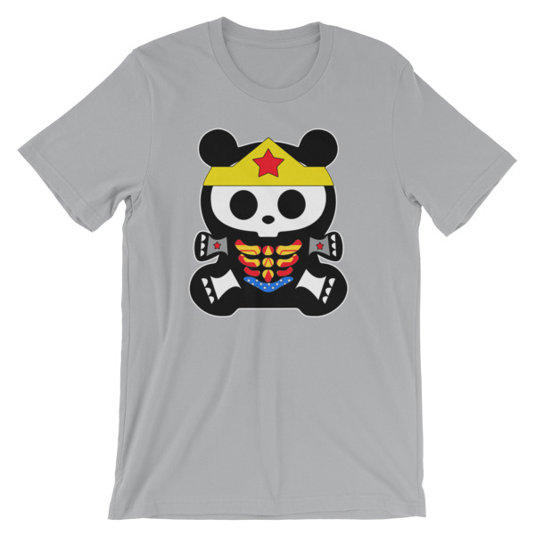 BBX WONDER BEAR – Unisex Fitted Tee