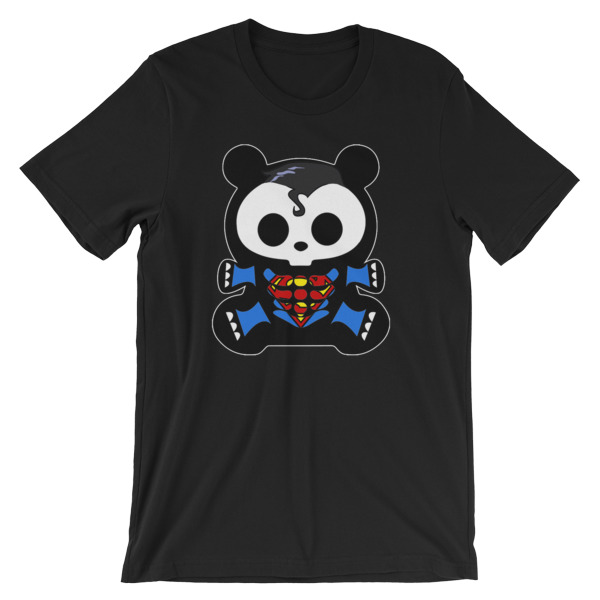 BBX SUPER BEAR – Unisex Fitted Tee