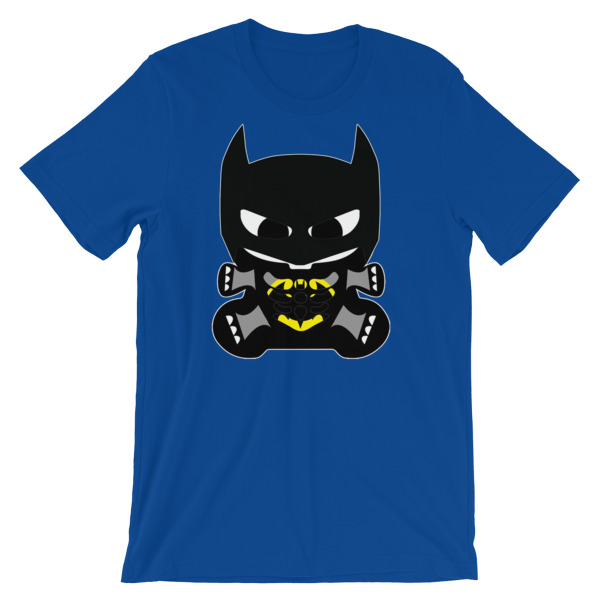BBX BAT BEAR – Unisex Fitted Tee