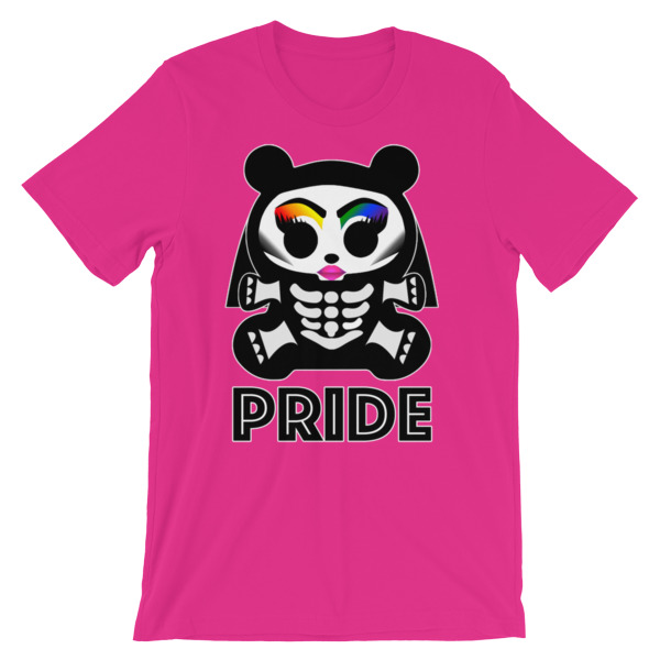 RB SISTER PRIDE – Unisex Fitted Tee