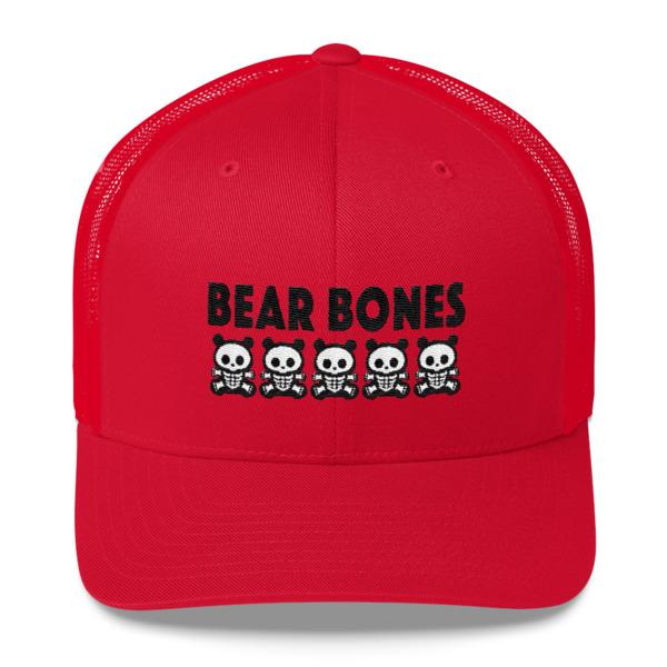 BB BEARS – Trucker Cap