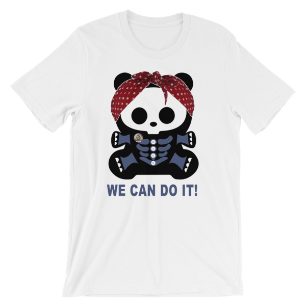 BBX ROSIE BEAR – Unisex Fitted Tee