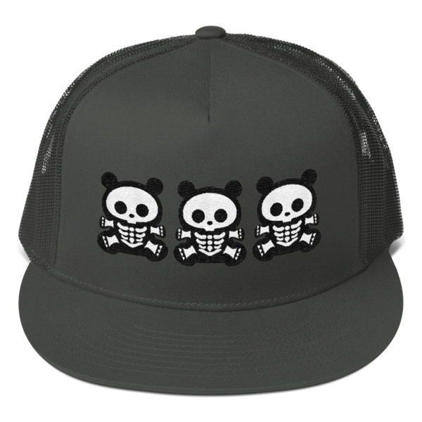 BB BEARS – Mesh Back Snapback