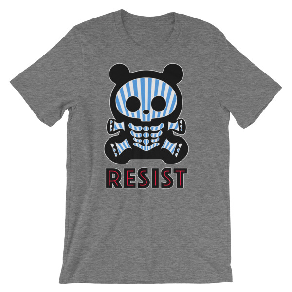 BBX RESIST – Unisex Fitted Tee
