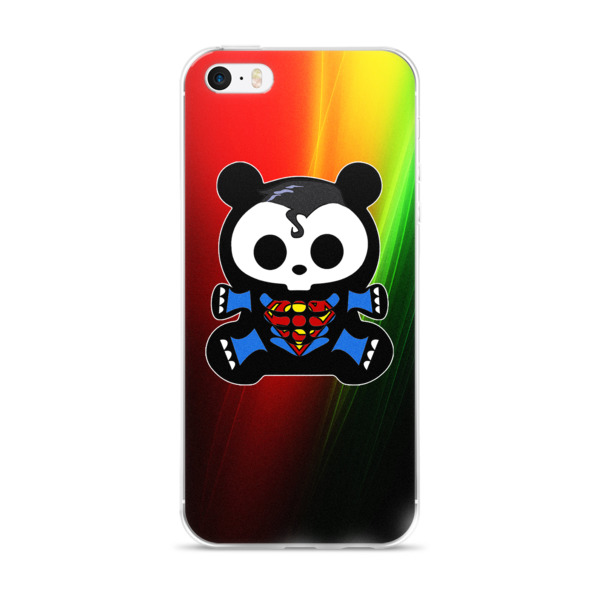 BBX SUPERBEAR iPhone Case 5 – X