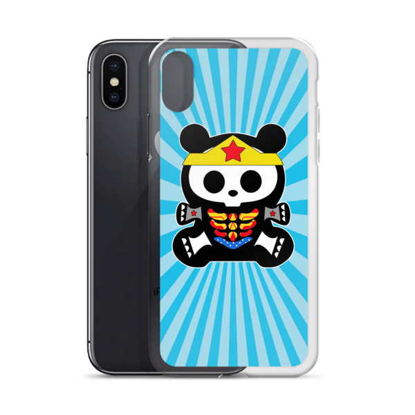 BBX WONDER BEAR iPhone Case 5 – X