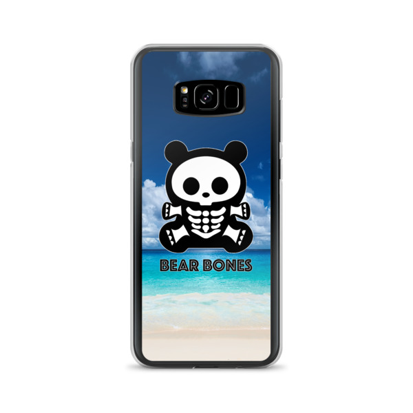 WB BEACH BEAR Samsung Case S7 – S8+