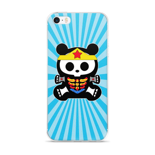 BBX WONDER BEAR iPhone Case 5 – X