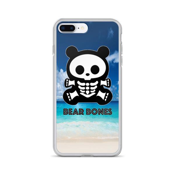 WB BEACH BEAR iPhone Case