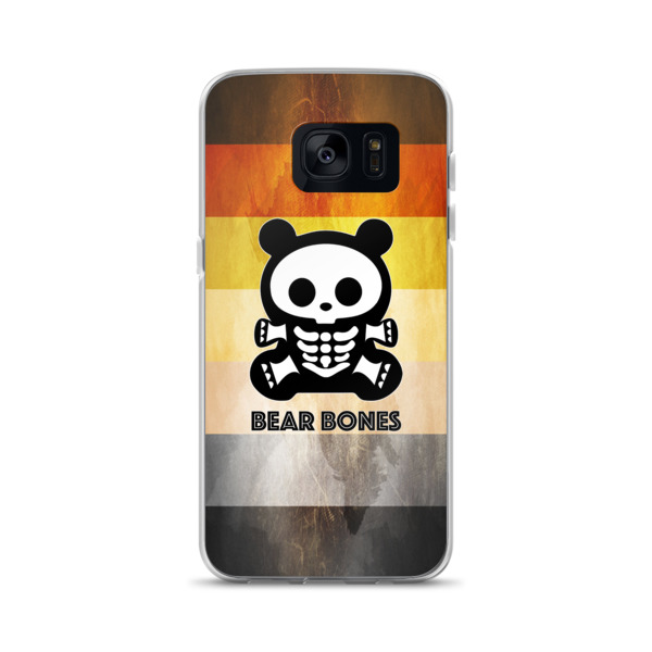 BB BEAR FLAG Samsung Case S7 – S8+